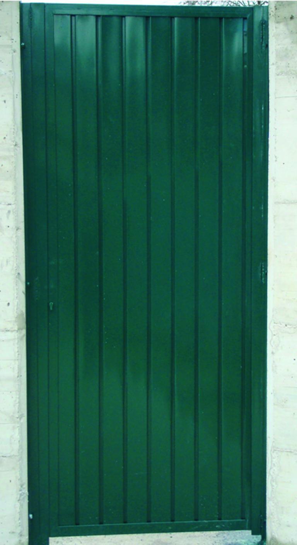 Puertas peatonales cercados orsal for Puertas para cercados